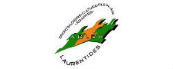 Logo Association régionale de loisirs pour personnes handicapées Laurentides - ARLPHL