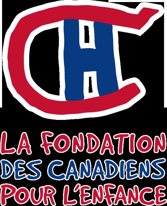logo Fondation des Canadiens pour l'enfance