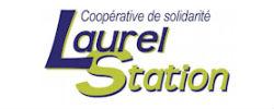 Logo Coopérative de Laurel Station