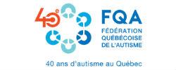 Logo Fédération québécoise de l'Autisme