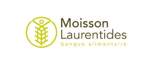 Logo Moisson Laurentides