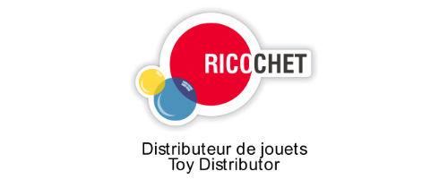 Logo Groupe Ricochet