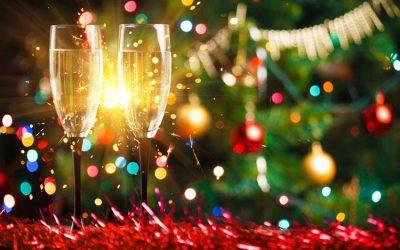 Réservez votre party de Noël à la Base de plein air Bon départ!