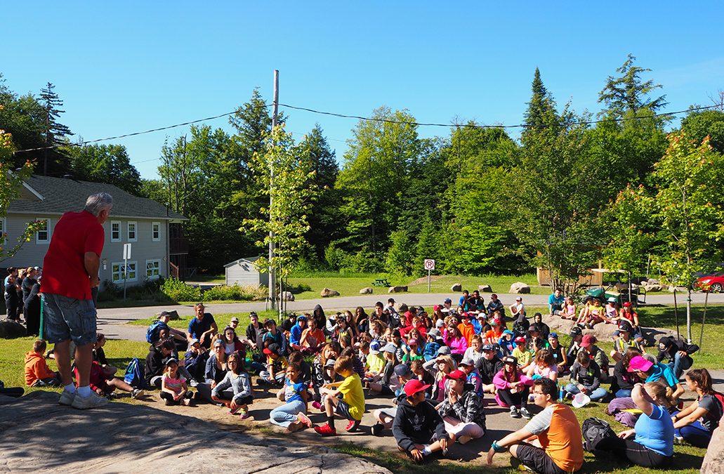Premier rassemblement pour les Camps de la Fondation