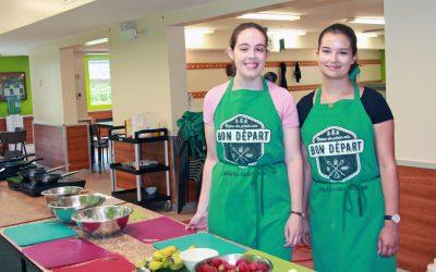 Les ateliers culinaires, une recette gagnante!