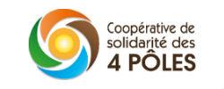 Logo Coopérative des 4 Pôles