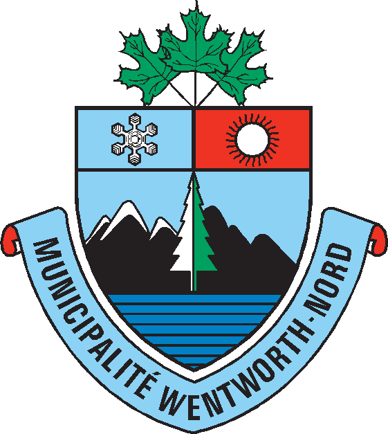 logo Municipalité de Wentworth-Nord